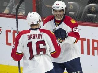NHL: Jágr dal šťastný gól a Kopitar prekonal Stümpelov rekord