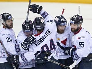 Tešia sa aj na tréning. Slovan hrá najlepší hokej v sezóne