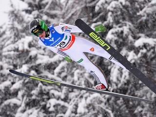 Prevc sa stal majstrom sveta v letoch na lyžiach. Fantastický pocit, tvrdí