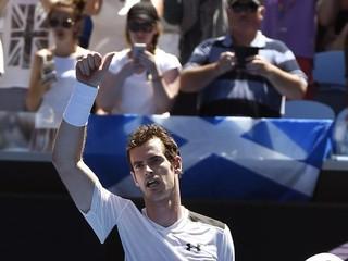 Murray kritizuje turnaje sponzorované peniazmi z hazardu