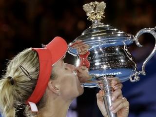 Kerberová zdolala Williamsovú a získala prvý grandslamový titul