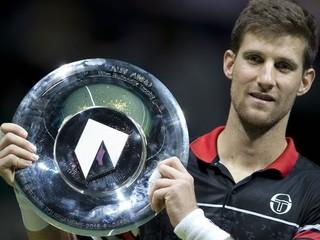Kližan získal svoj najcennejší titul, vyhral turnaj v Rotterdame