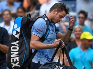 Wawrinka nedokázal nájsť recept na Medvedeva a končí na US Open