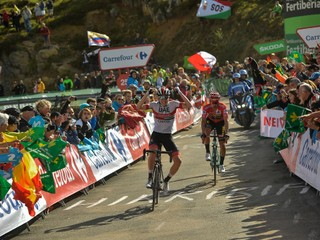 Vo veľkej cyklistike je zelenáč, no súperi mu nestačia