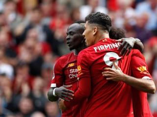 Newcastlu nestačil úvodný gól proti Liverpoolu, Dúbravka trikrát inkasoval