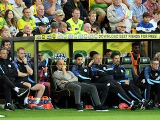 Norwichu stačili na senzačné víťazstvo tri strely. Všetky skončili v sieti City