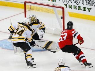 Studeničovo New Jersey v príprave zdolalo Boston, z výhry sa tešil aj Ružička