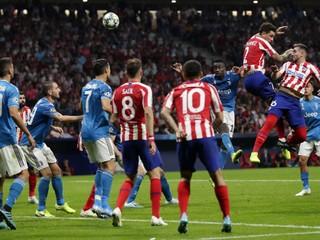 Juventus viedol proti Atléticu 2:0, nakoniec si musí vystačiť s bodom