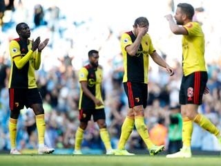 Už v 18. minúte bolo 5:0. Manchester City totálne zosmiešnil svojho súpera