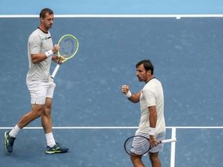Slovák má na dosah turnaj pre tenisovú elitu. Potrebuje predbehnúť legendy