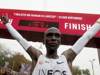 Atletika zakázala obuv, v ktorej Kipchoge pokoril dvojhodinovú hranicu