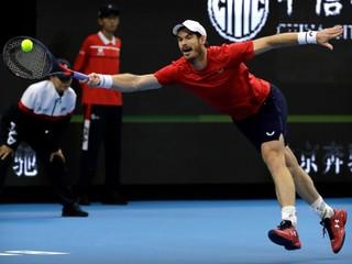Čakal naň dva roky. Murray sa konečne predstaví v semifinále turnaja ATP
