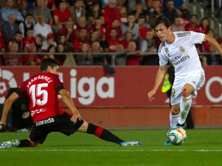 Valjent bránil hviezdy Realu Madrid, jeho Mallorca senzačne vyhrala