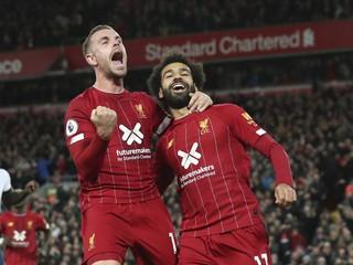 Liverpool otočil šláger kola proti Tottenhamu, United sa konečne dočkal