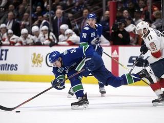 Vancouver vysoko rozdrvil súpera a zrušil jeho bodovú sériu