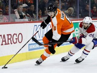 Tatar mal na dosah trojstý bod v NHL, Philadelphia však Montreal prestrieľala