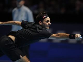 Federer drží šance na ďalšie semifinále Turnaja majstrov. Zdolal Berrettiniho