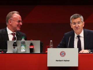 Hainer sa stal novým prezidentom Bayernu Mníchov