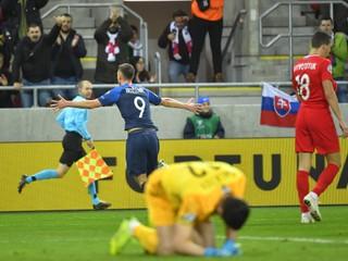 Slovensko zdolalo Azerbajdžan, v kvalifikácii skončilo tretie a nepostupuje