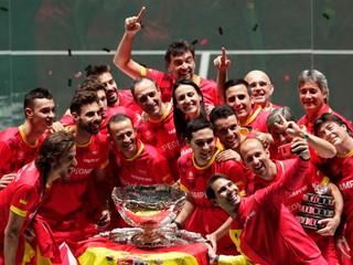 Španieli oslavujú Nadala. Akoby nebol z tohto sveta
