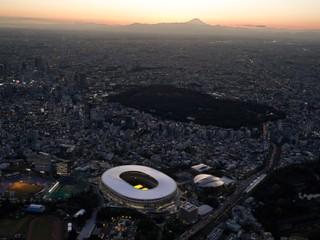 V Tokiu ukázali nový štadión pre olympijské hry
