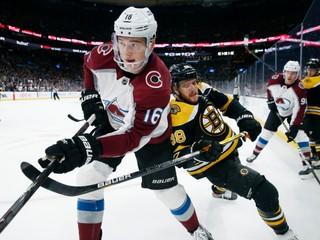 Rozbehnuté Colorado nezastavil ani Boston s Halákom v bráne. Tampa vyškolila San Jose
