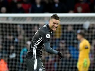 Leicester je najväčším súperom Liverpoolu, Vardy kraľuje celej lige