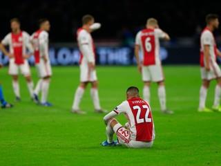 Vlani hrali semifinále. Zaslúžili sme si viac, tvrdia hráči Ajaxu po vypadnutí