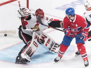Tatar prispel gólom k víťazstvu Montrealu v kanadskom derby, Chára sa pobil