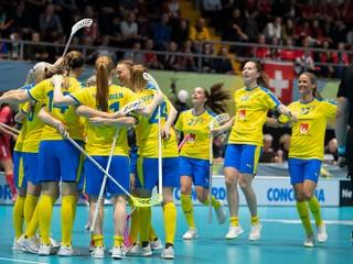Švédky sa stali siedmykrát za sebou majsterkami sveta, v predĺžení rozhodla Hultgrenová