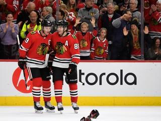 Chicago ukončilo sériu prehier, Kane sa blysol hetrikom