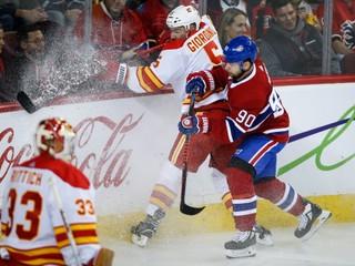 Montreal trikrát zmazal náskok Calgary a udrel v predĺžení