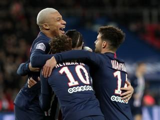 Mbappe hetrikom poslal PSG do finále Francúzskeho pohára