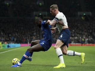 Duel Tottenhamu s Chelsea poznačil rasizmus
