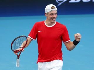 Prekvapenia na ATP Cupe. Tsitsipas Grécku nepomohol, Nóri zdolali USA