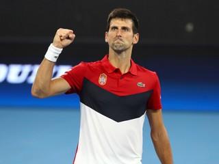 Srbi na ATP Cupe suverénne vyhrali skupinu, do štvrťfinále postupujú aj Španieli