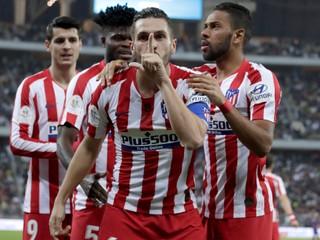 Barcelone neuznali dva góly, Atlético po dráme postúpilo do finále