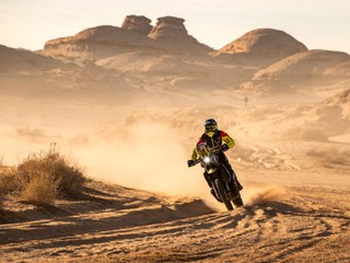 Niektoré novinky na Dakare pretekári kritizujú. Je to nezmysel, vraví Jakeš