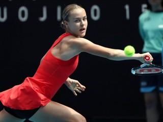Schmiedlová skončila na Australian Open už v prvom kole. Podľahla Benčičovej