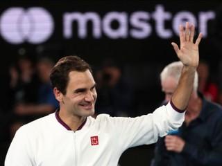 Koniec kariéry nepripúšťa. Vidíme sa o rok, vyhlásil takmer 39-ročný Federer