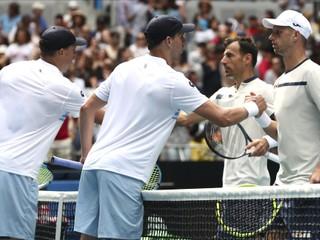Polášek s Dodigom postúpili už do štvrťfinále Australian Open, vyradili bývalé svetové jednotky