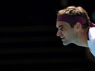 Federer nebude hrať ani v Melbourne, ale ešte sa vráti