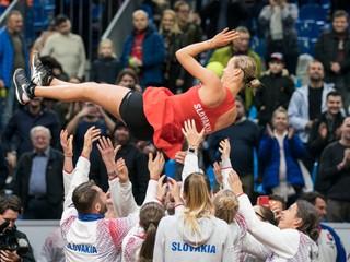 Raz jej zápas sledoval iba jeden divák. Slovenská hrdinka dosiahla cenný triumf