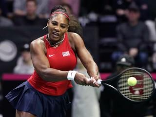 Serena po prvý raz v kariére senzačne prehrala vo Fed Cupe