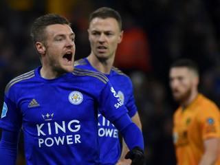 Leicester nevyužil šancu dostať sa pred Manchester City, iba remizoval
