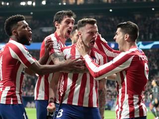 Liverpool a PSG v Lige majstrov nečakane prehrali, zažiaril Haaland