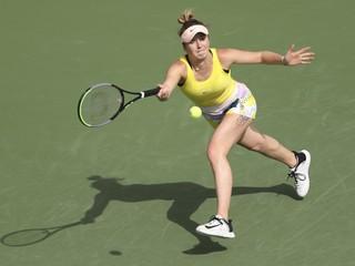 Svitolinová zdolala vo finále Bouzkovú a získala trofej na turnaji WTA v Monterrey