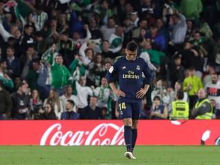 Španielsku ligu prerušili, Real Madrid bude v nútenej karanténe