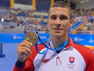 V Londýne to podcenili, vraví prvý nakazený slovenský športovec