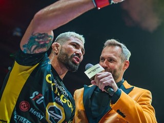 Za 121 sekúnd zbil Čecha v klietke: Atilla je svetová trieda, tvrdí šéf MMA
